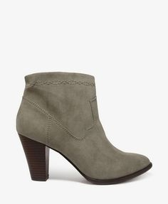 Cowboy Booties | FOREVER 21 - 2021841146