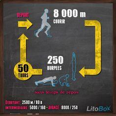 Entranement extrme de CrossFit du 01/04/2014Cool de la course pieds!