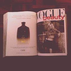 Oribe Gold Lust on Vogue Italia