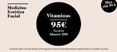 Facial CLINIQUE Promociones - Vitaminas SIN IVA