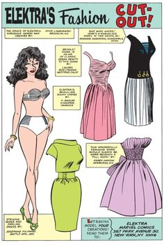 I've made a huge mistake. Comic Book Paper, Retro Lingerie, Christmas Paper Crafts, Vintage Paper Dolls, Disney Diy, Pretty Dolls, Retro Toys, Digi Stamps, Pin Up Girls