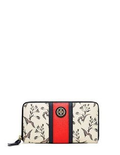 Find chic Mother's Day gifts like our Kerrington Zip Continental Wallet on toryburch.com
