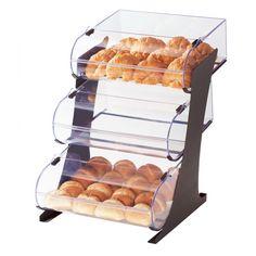 Shop the Brand: Cal-Mil Bread Display, Bakery Display, Display Cases, Cafe Design, Food Design, Cake Shop Interior, Restaurant Kitchen Equipment, Bread Shop, Moving Home