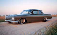"""Rad Rides by Troy's 1962 Chevy """"Chicayne"""""""