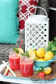 Watermelon Lemonade_Summer Sipper