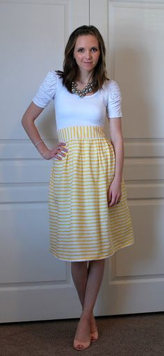 Elle Apparel; She has AMAZING outfits that you can easily make!!  Love, love!
