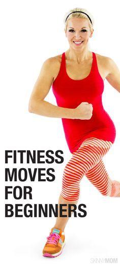 Great beginner workouts!