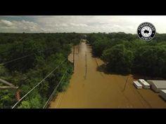 Louisiana Flood of 2016: Watch flooding on Old Hammond Highway