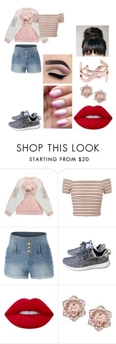 """""""TAEYEON """"WHY"""" MV OUTFIT"""" by joeannamarii on Polyvore featuring Miss Selfridge, LE3NO, adidas, Lime Crime, Yves Saint Laurent, why, kpop, taeyeon, 2016 and taeyeonwhy"""