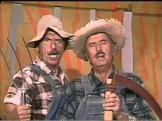▶ You Were Gone - Hee Haw! This is the only show I ever remember my parents letting us watch during dinner.