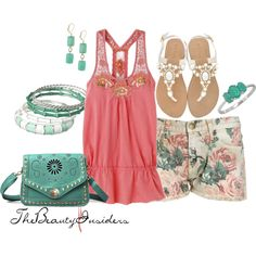 Cute One!!!, created by thebeautyinsiders on Polyvore