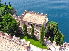MALCESINE villa, Lake Garda, Italy