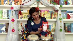 Brinque-Book Conta Histórias - Olivia e o mau Humor