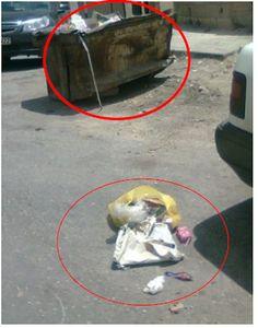 Trash in Jordan