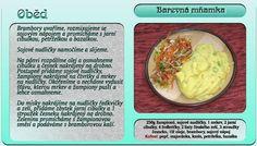 Barevná mňamka - Gastro Vegan