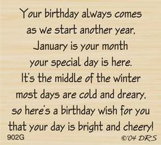 Best Birthday Quotes For Me January Words Ideas Birthday Verses For Cards, Birthday Quotes For Me, Birthday Poems, Birthday Card Sayings, Birthday Sentiments, Birthday Messages, Birthday Greetings, Birthday Wishes, Birthday Cards