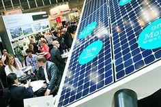 Intersolar Europe 2015 Le salon international des énergies renouvelables Conférences de 10 au 12 juin 2015