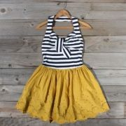 Born on the Bayou Dress - $64.00