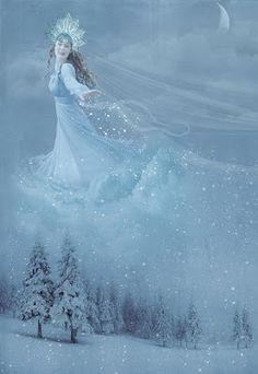 Снежная королева Марина Давыдова
