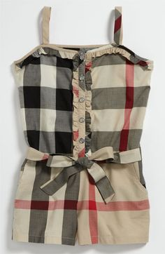It's a good thing I don't have kids because I would buy this $185 romper without giving it a second thought.