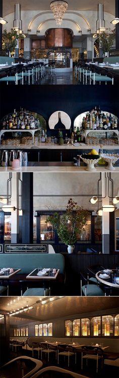 Gwen Restaurant & Butcher Shop, Hollywood - The Cool Hunter http://thecoolhunter.net/gwen-restaurant-butcher-shop-hollywood/