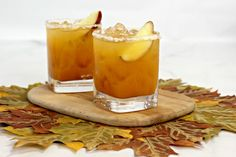Festive Fall Margarita Fun Drinks Alcohol, Alcohol Drink Recipes, Alcoholic Drinks, Beverages, Margarita Recipes, Cocktail Recipes, Mango Margarita, Cocktail Drinks, Cooking Shop