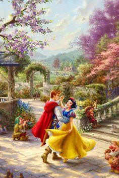 Mickey and Company Disney Princess Pictures, Disney Princess Drawings, Princess Art, Disney Pictures, Disney Paintings, Disney Artwork, Disney Fan Art, Disney Fun, Disney Rapunzel