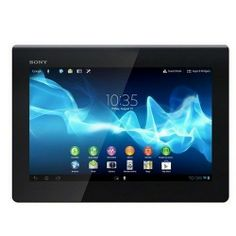 Sony Xperia Tablet S is a sleek, stylish and brand new full-sized Android tablet of the Xperia series. It models an 8.8mm thin splash-proof construction with a two-tone black and gray aluminium body. The body consists of two stereo speakers on the back, volume control buttons, headphone output, multi-port and card slot in addition to power button. The device features a 9.4-inch TFT touchscreen Colour LCD having a WXGA screen resolution of 1280 x 800 pixels.