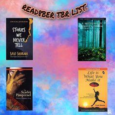 Read8ber Readathon || October Reading Plans. – Magical BookLush