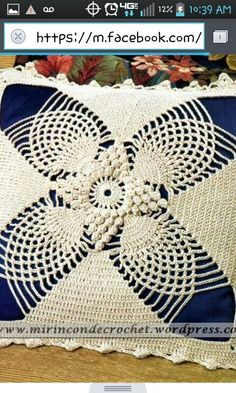 I love crocheth