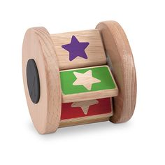 Color Star Tumbler Baby & Toddler Toy | Toys for 12-24 month olds | Melissa and Doug