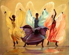 Praise dancing!