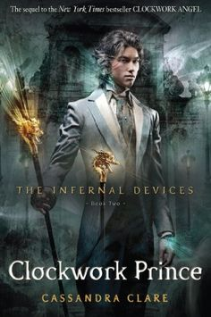 Clockwork Prince. Book #2
