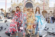 eleanore von habsburg #austria #archduchess #royal #dolcegabbana & Gabbana's Spring 2018 campaign. Photo: The Morelli Brothers/Dolce & Gabbana ....fake #crowns #itgirls #kaiserhaus #oesterreich