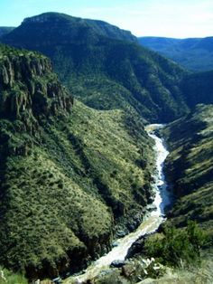 The Rim Internet & White Mountains Online, Photo Contest. Salt River Canyon
