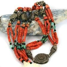 Image result for ancient bead jewelry