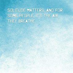 #Solitude #loner #alone #introvert #thinker