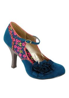 Ruby Shoo Charlize Mary Jane Shoe