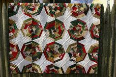 Christmas String Spiderweb by During Quiet Time (Amy), via Flickr