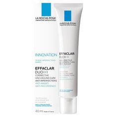 Buy La Roche-Posay Effaclar Duo (+) Anti-Acne Cream - Care - Skin care , beauty ideas and skin care tips Effaclar Duo, La Roche Posay Effaclar, Sugar Scrub Diy, Diy Scrub, Acne Moisturizer, Moisturiser, Congested Skin, Acne Cream, Acne Marks