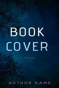 free book covers design templates