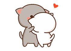 Cute Cartoon Images, Cute Couple Cartoon, Cute Love Cartoons, Cute Cartoon Wallpapers, Cute Images, Cute Love Pictures, Cute Love Memes, Cute Love Gif, Cute Anime Cat