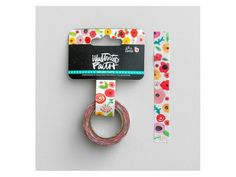 Illustrated Faith - She Blooms - Bloom Washi Tape
