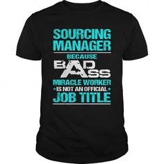 SOURCING MANAGER T Shirts, Hoodies. Check price ==► https://www.sunfrog.com/LifeStyle/SOURCING-MANAGER-116230552-Black-Guys.html?41382 $22.99