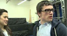 VIDEO: Josh Hutcherson's Audition Tape for 'The Amazing Spiderman'