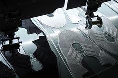 Alexander taylor + adidas futurecraft fibre calzature su misura
