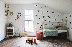 La habitación vintage de Levi