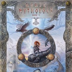 Milivoj Ćeran - Odin, Vili and Ve create 9 viking worlds