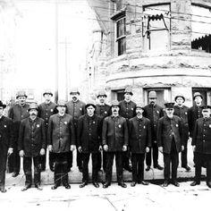 1900 Wichita, Ks Police