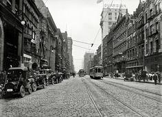 Euclid Avenue, Cleveland, Ohio 1911